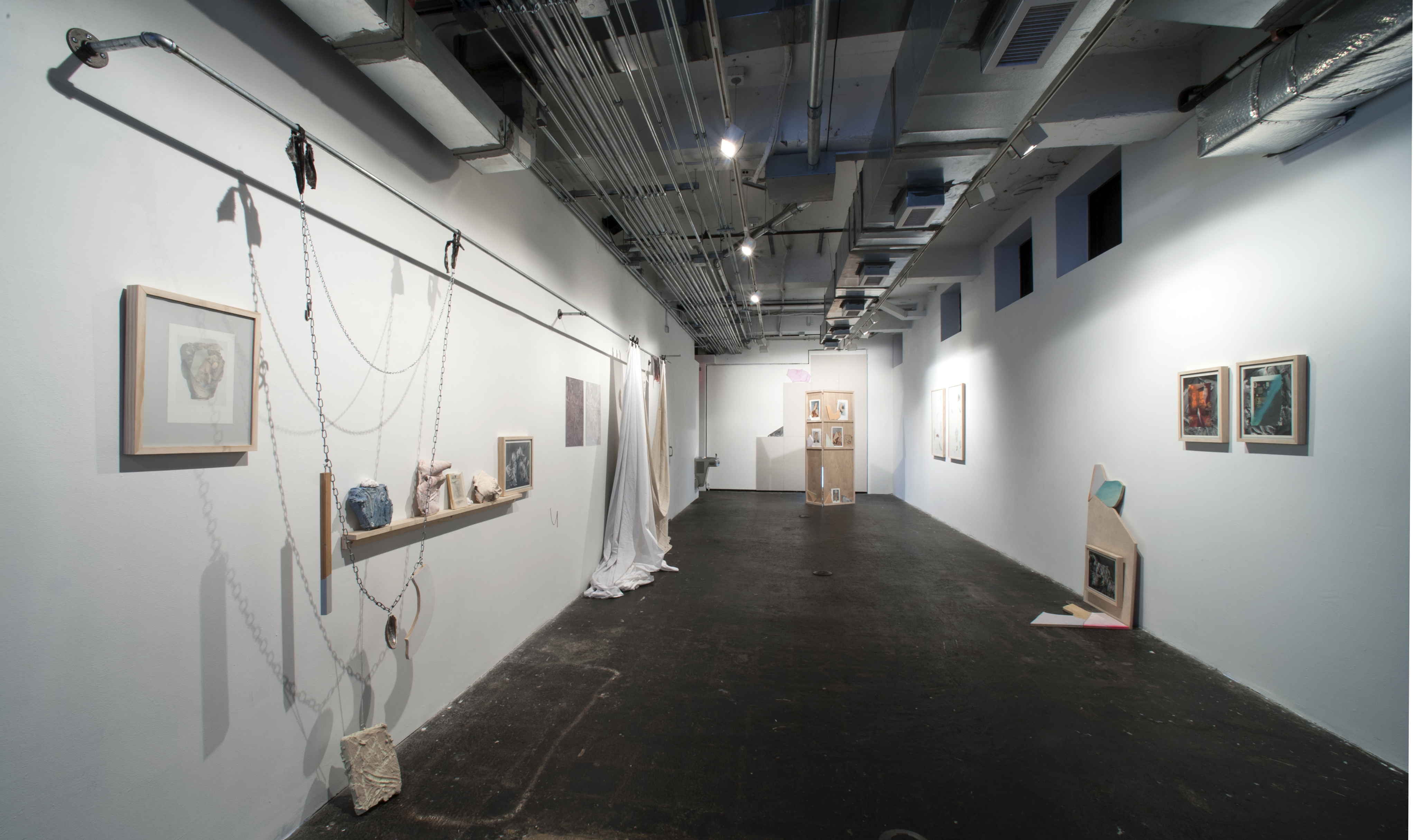 Fake Empire, 2013, collaborative exhibition with Lauren Rice, Flashpoint gallery, Washington, DC