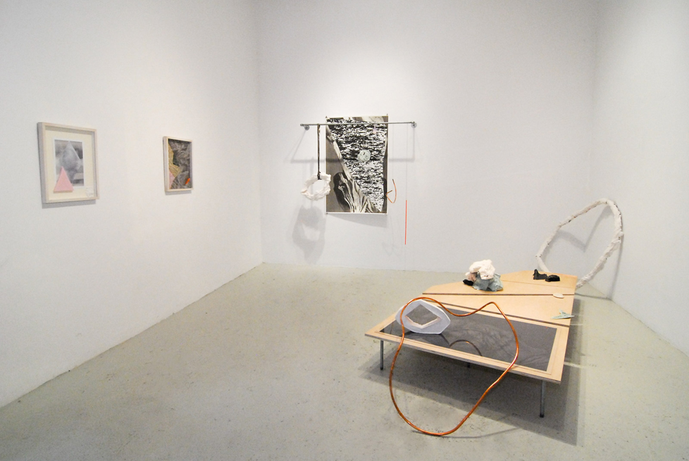 DATA/TRANSFER/OBJECT, collaboration with Lauren Rice at Cuchifritos Gallery and Project Space, NY
